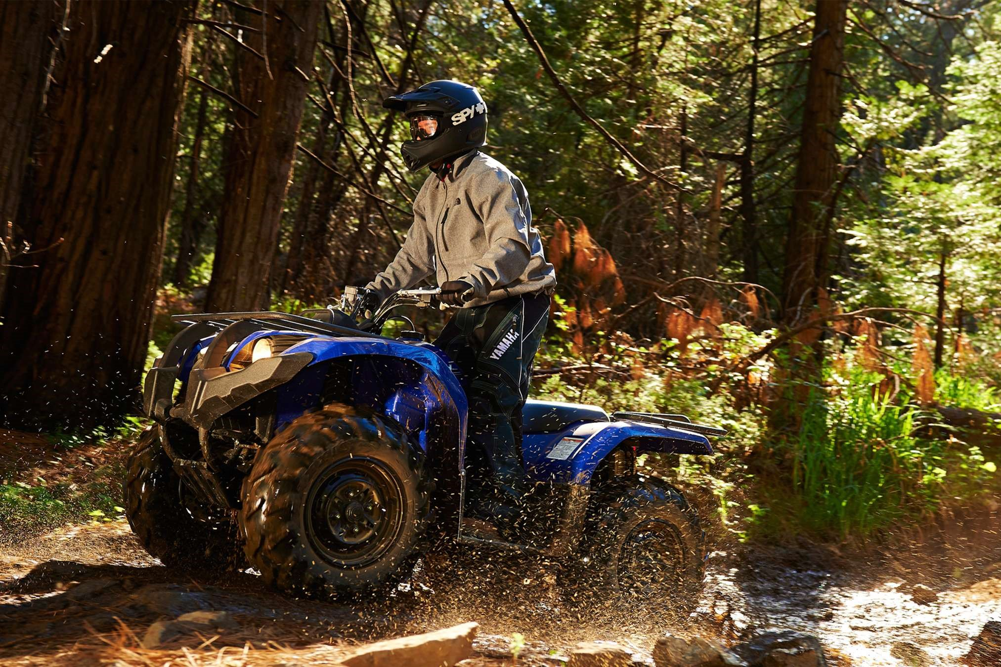 ATV GPS Tracking