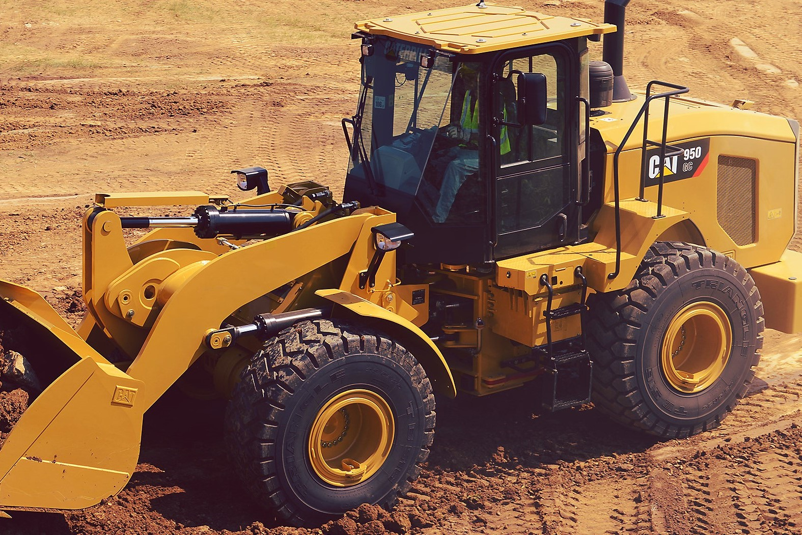 Construction Equipment GPS Tracking